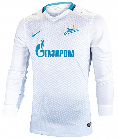 Оригинальная выездная футболка Nike с длинным рукавом 2015/2016