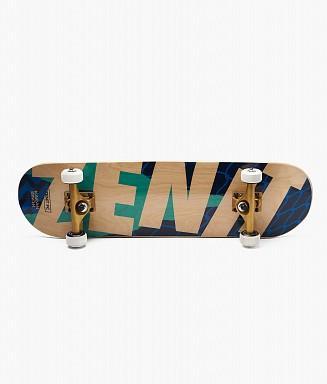 Skateboard Zenit x Karan Singh