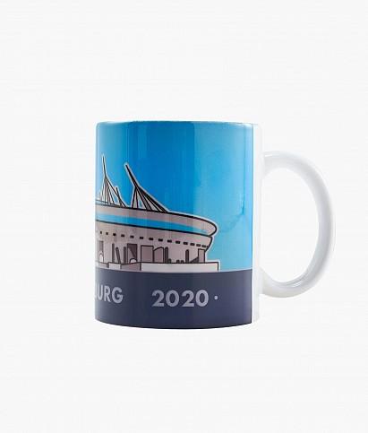 """Mug """"Stadium"""""""