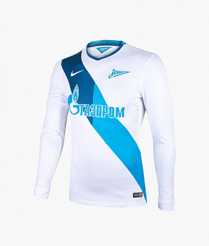 Оригинальная выездная футболка Nike с длинным рукавом 2014/2015