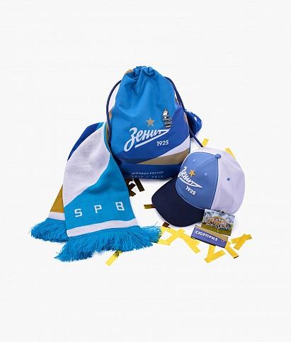 Zenit Champions bag - 2018/19