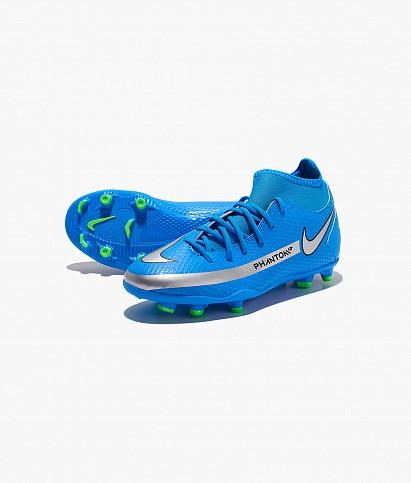 Бутсы подростковые Nike Phantom GT Club DF FG/MG