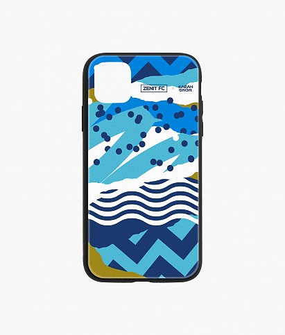 iPhone 11 Pro Case Zenit x Karan Singh