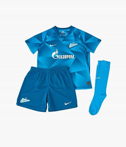 Комплект детской формы Nike Zenit сезона 2019/20