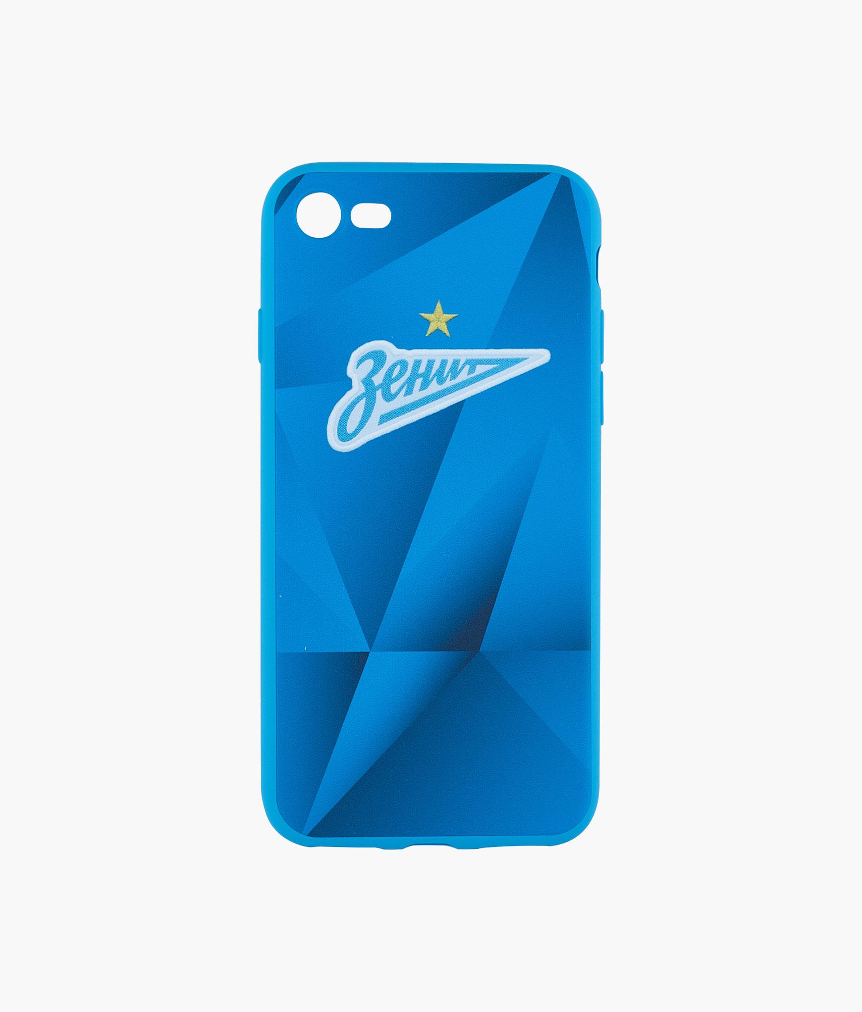 Фото - Чехол для IPhone 7/8 «Форма 2019/20» Зенит Цвет-Синий платье coccodrillo одежда повседневная на каждый день