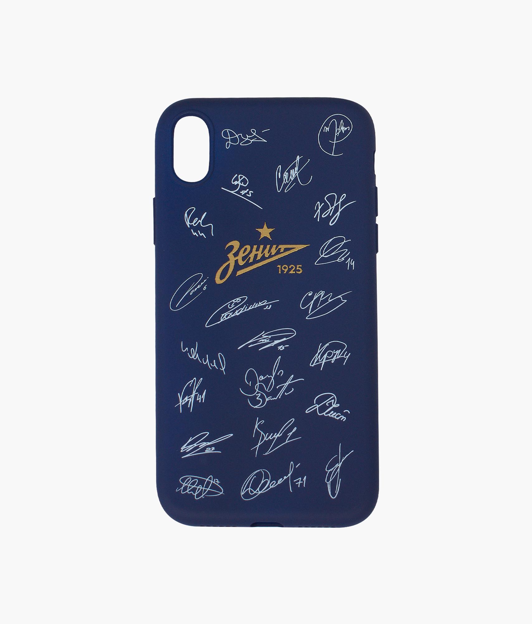 Фото - Чехол для IPhone XR Автографы Зенит аксессуар для упаковки бант