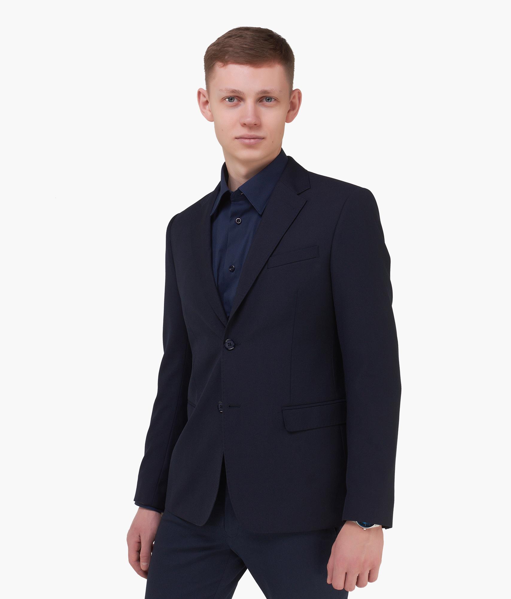 Пиджак мужской Зенит Цвет-Темно-Синий шорты детские зенит цвет синий