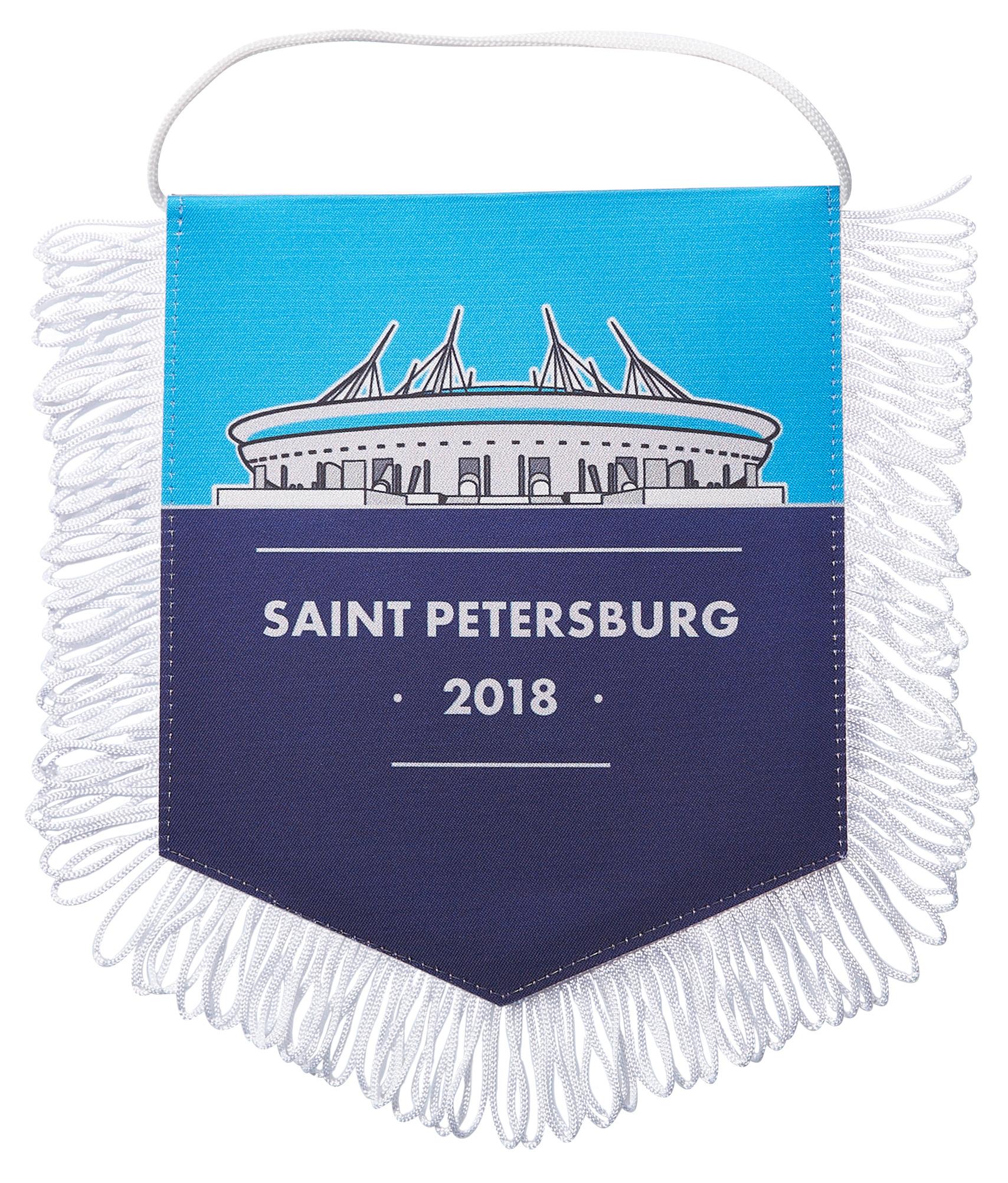 лучшая цена Вымпел «Санкт-Петербург» Зенит