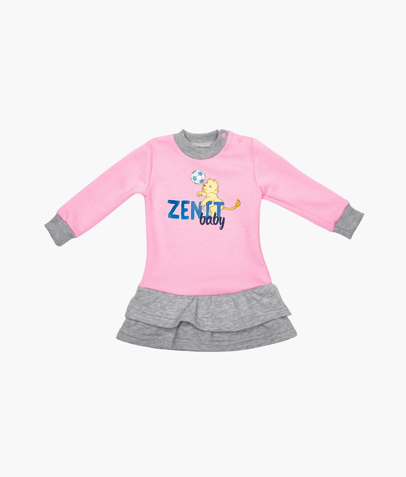 Платье детское Зенит Зенит Цвет-Розовый