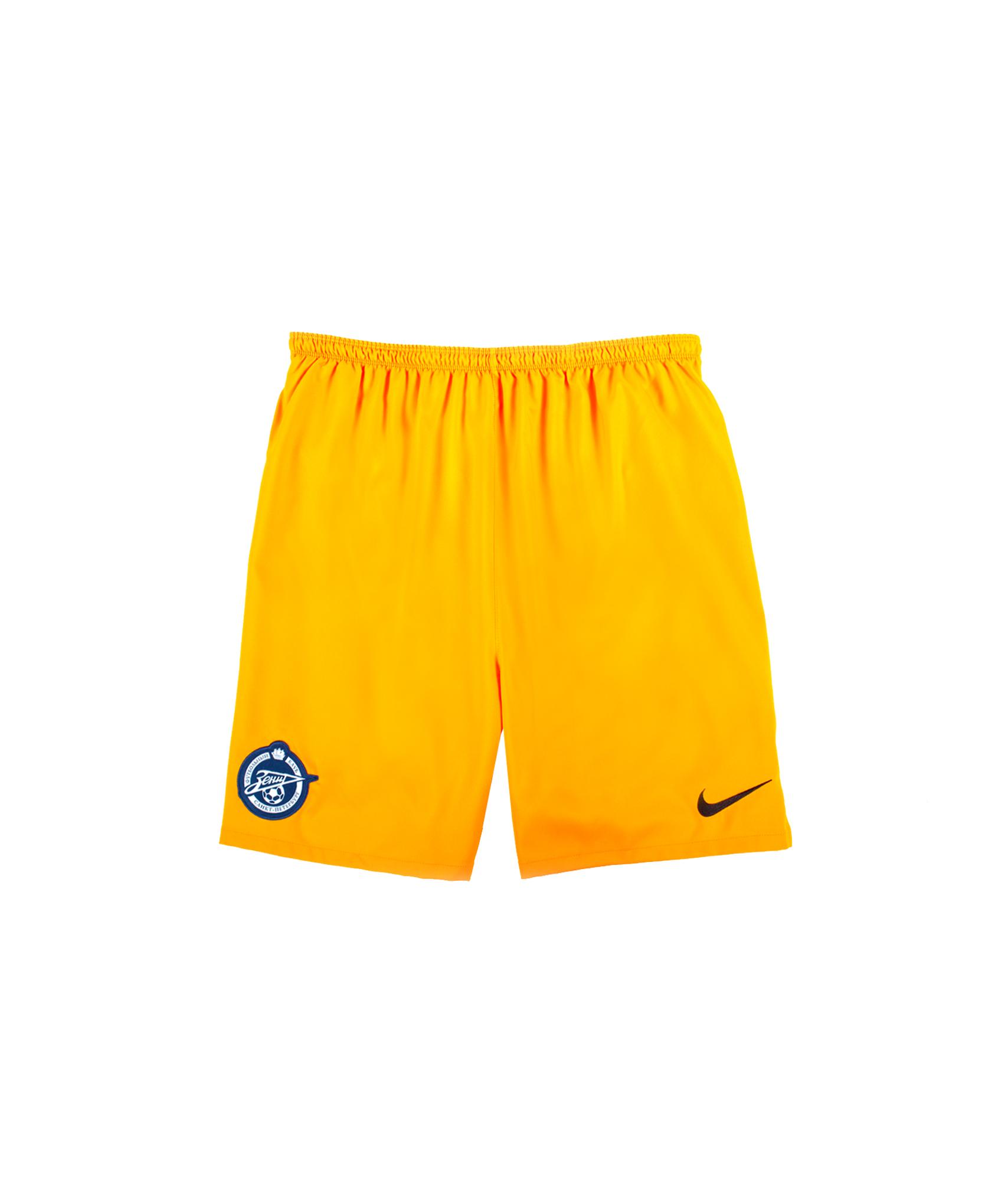 Шорты вратарские , Цвет-Желтый, Размер-XL