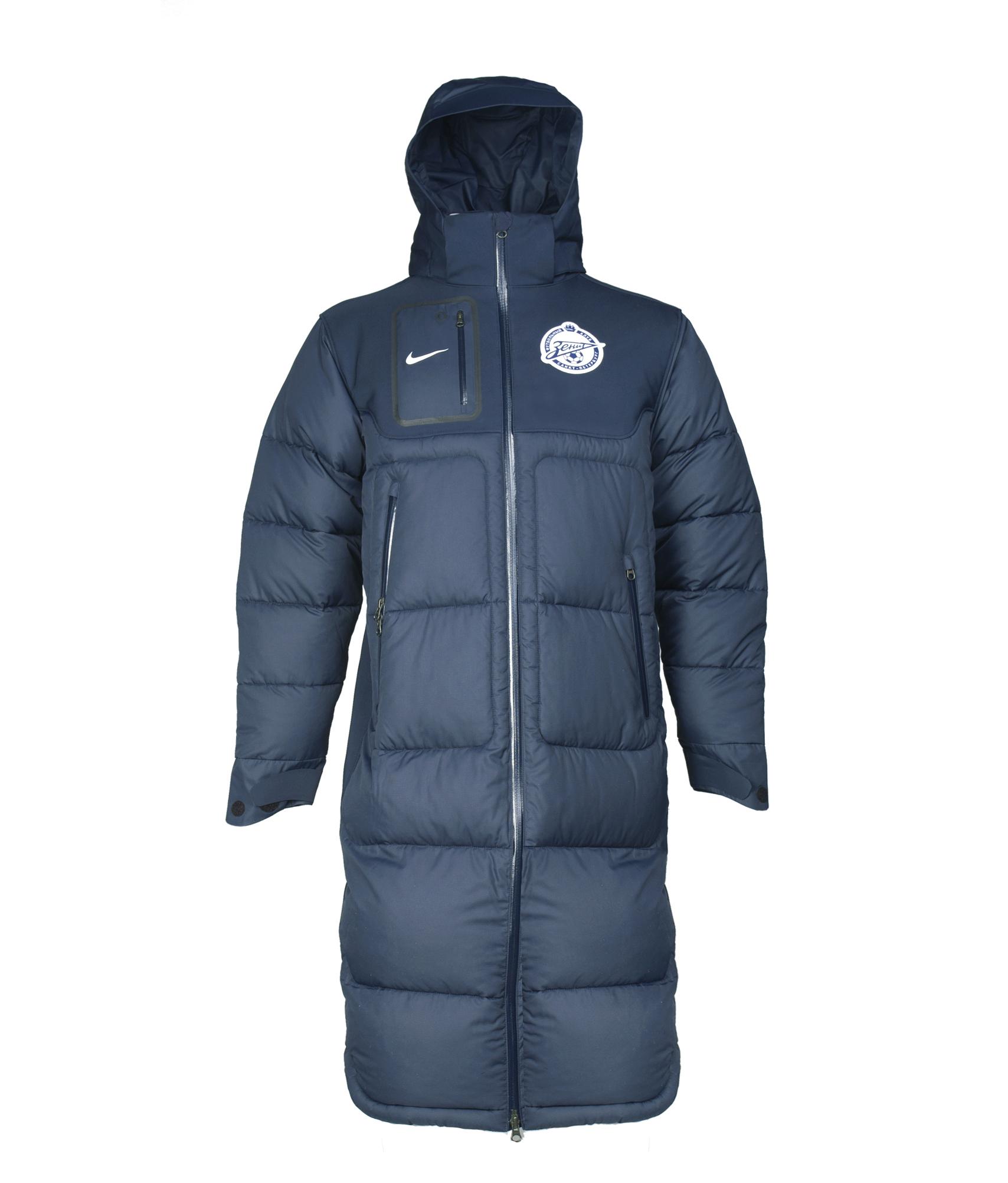 Куртка ZENIT HEAVY FILL JKT, Цвет-Темно-Синий, Размер-XL