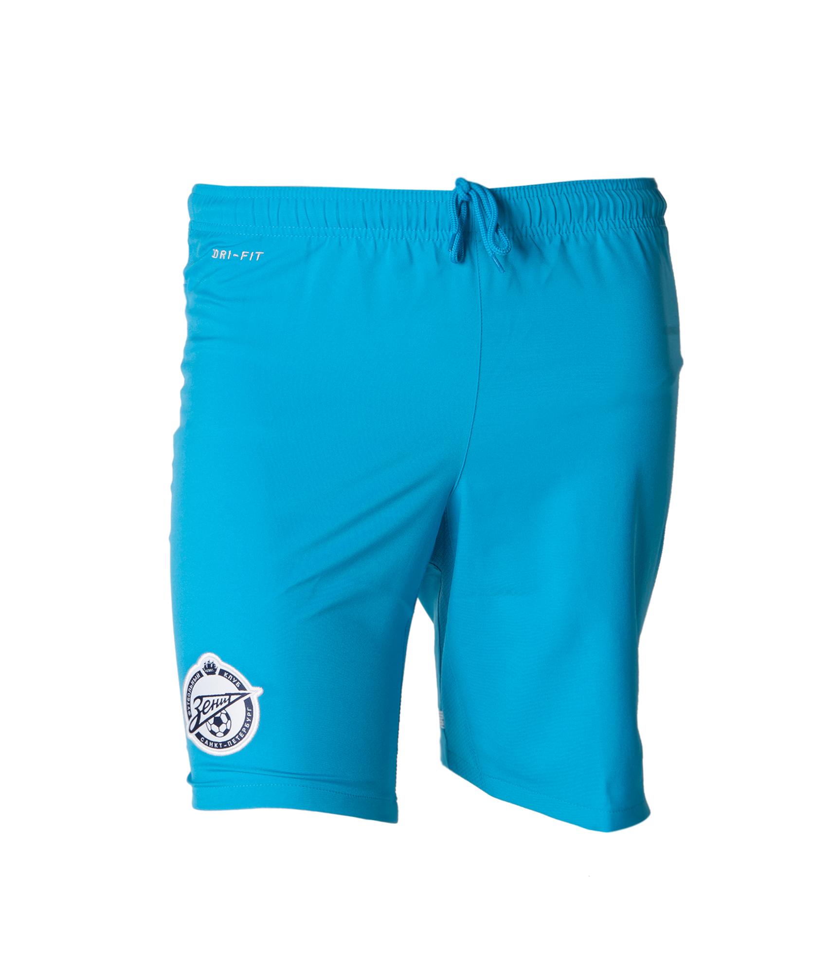 Шорты Nike, Цвет-Синий, Размер-S