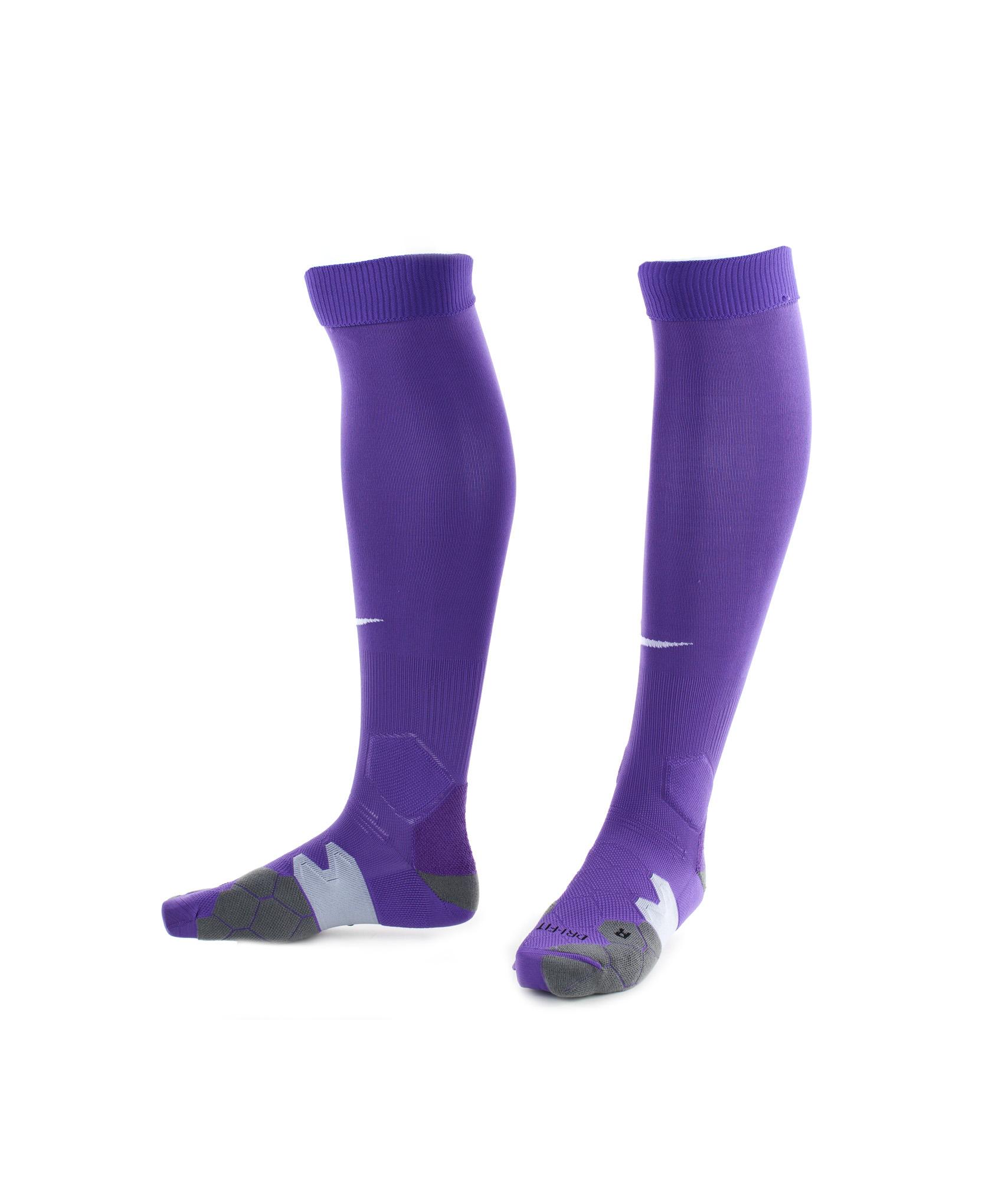 Гетры вратарские, Цвет-Фиолетовый, Размер-M
