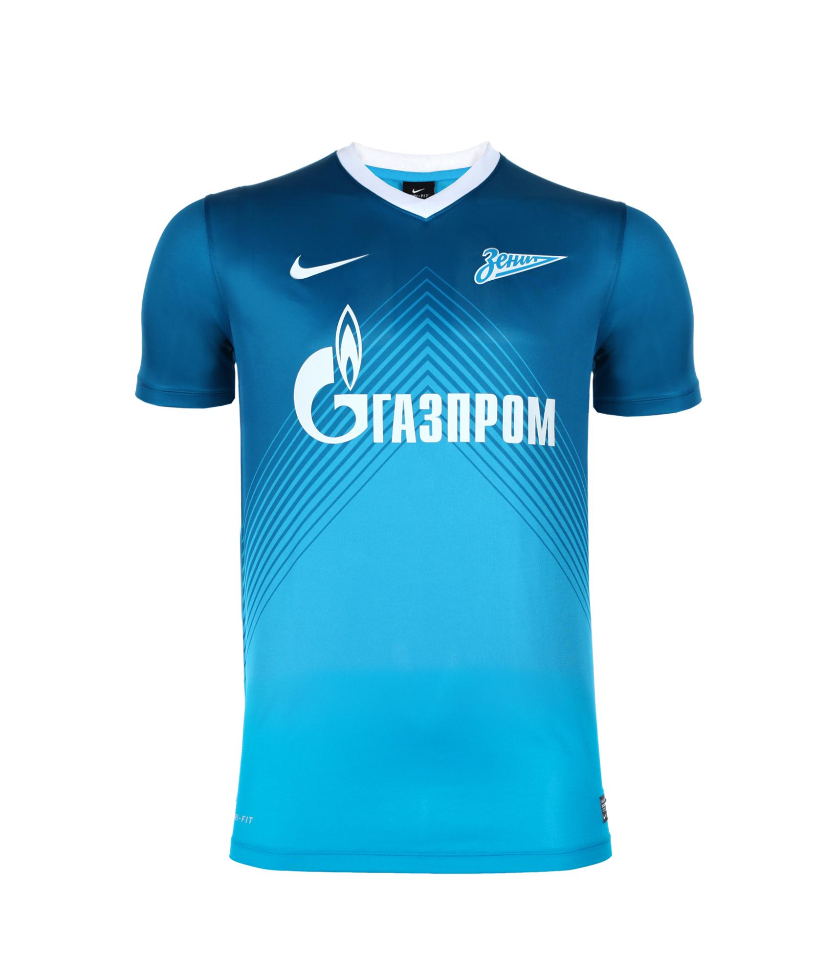 Футболка игровая реплика синяя, Цвет-Синий, Размер-M
