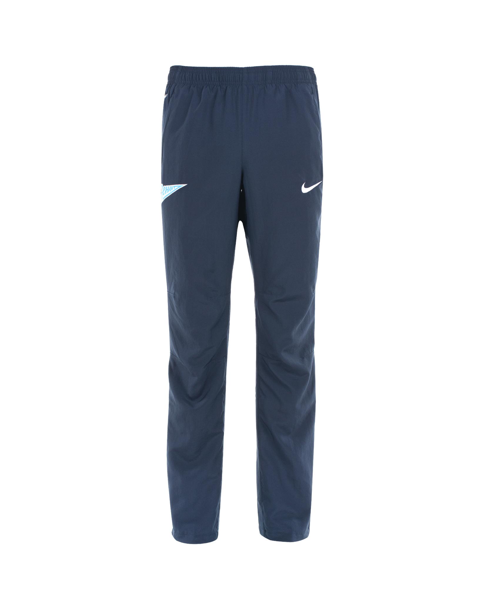 Брюки парадные Nike SQUAD SDLN WVN PANT, Цвет-Темно-Синий, Размер-XXL