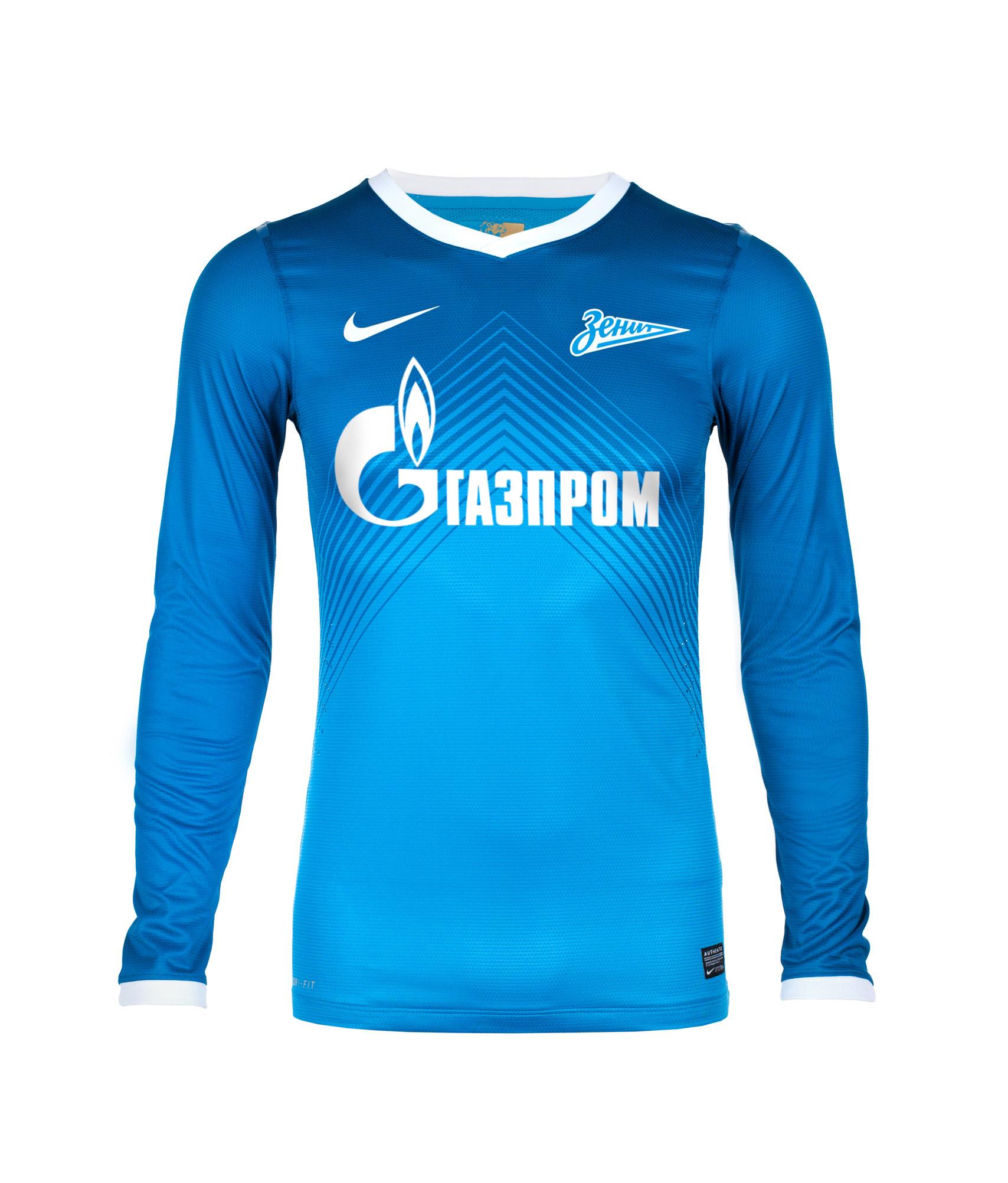 Оригинальная домашняя футболка с длинным рукавом, Цвет-Синий, Размер-M