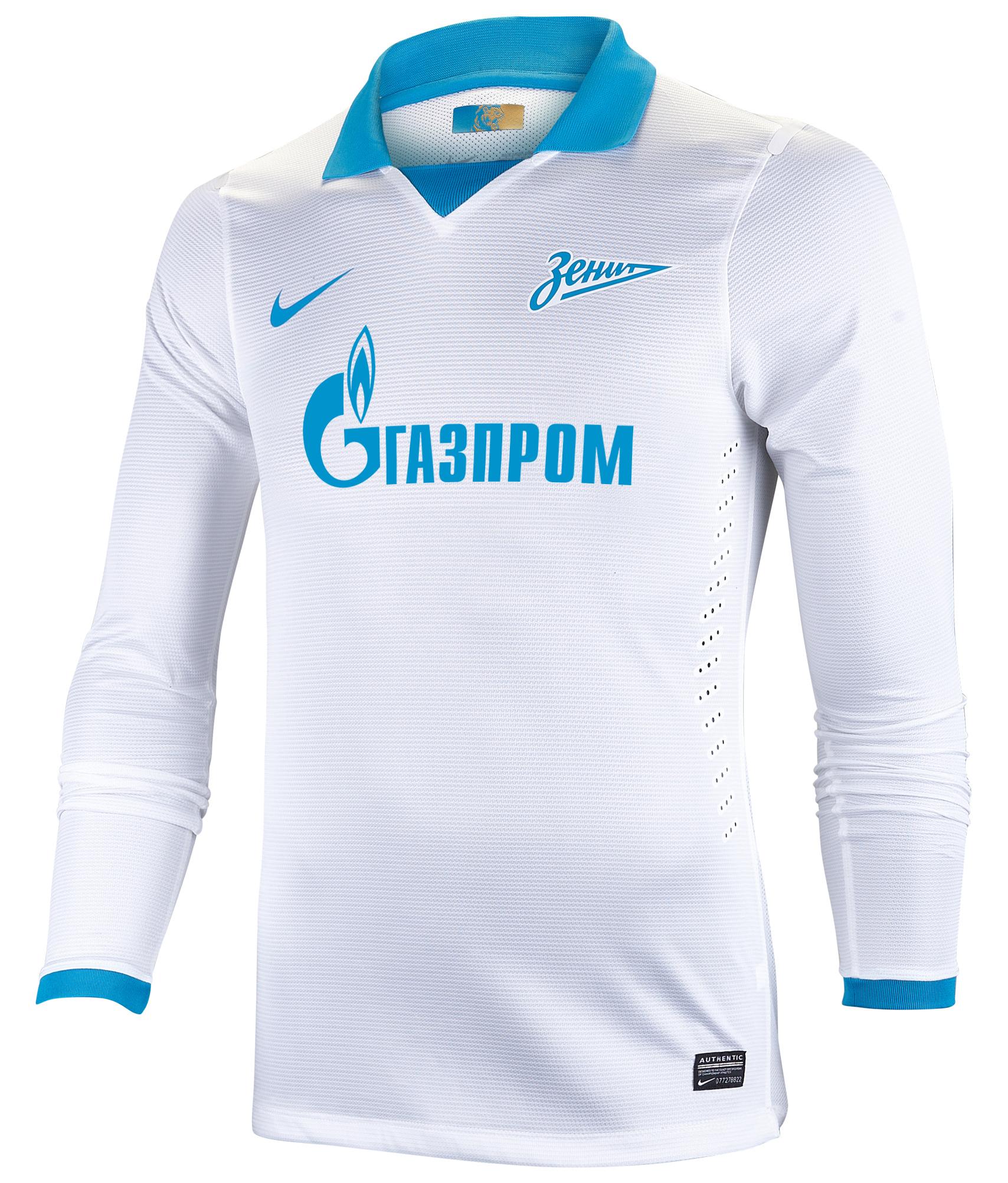 Оригинальная выездная футболка с длинным рукавом, Цвет-Белый, Размер-L
