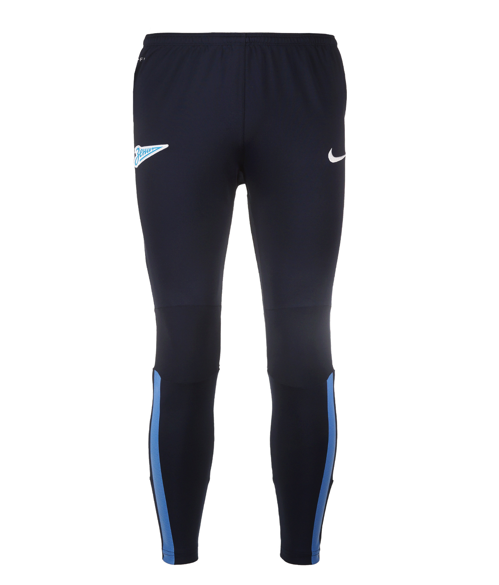 Брюки ZENIT SELECT TECH PANT Nike Цвет-Синий nike nike select strike tech pant