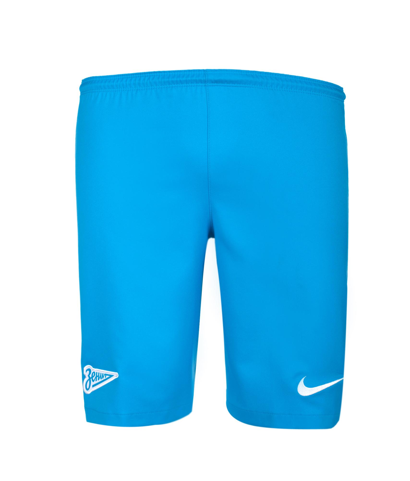 Шорты Nike домашние оригинальные 2014  Цвет-Синий