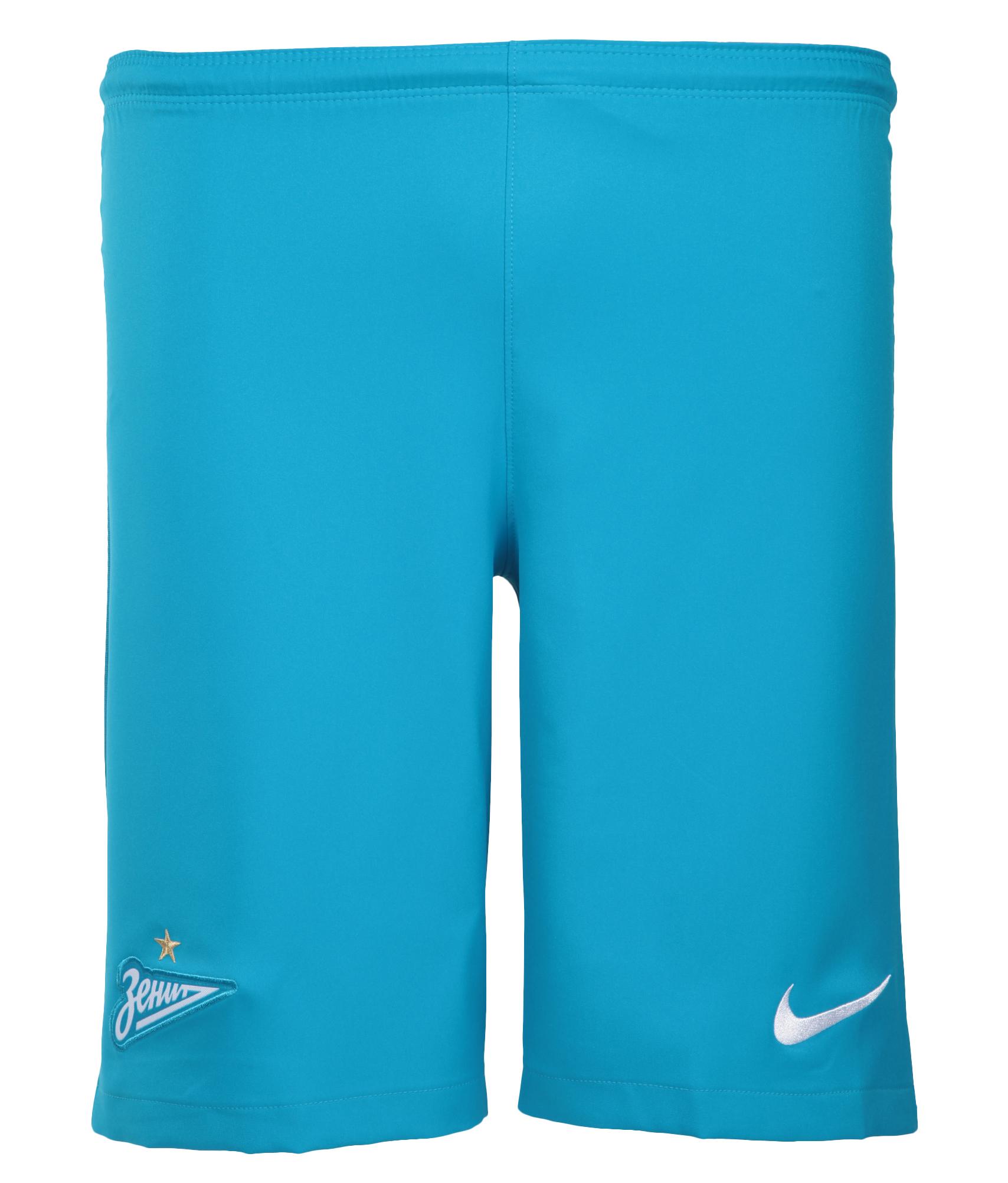 Шорты оригинальные игровые Nike  Цвет-Синий