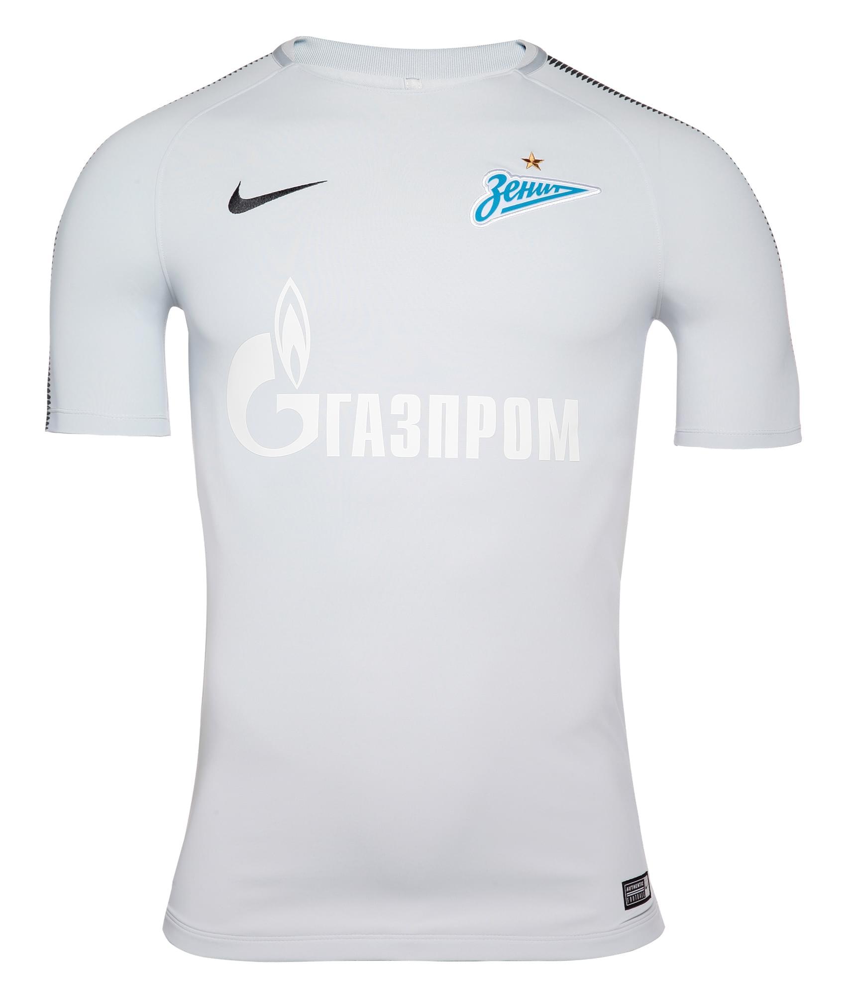 Футболка тренировочная Nike, Цвет-Серый, Размер-M поло nike цвет голубой размер m