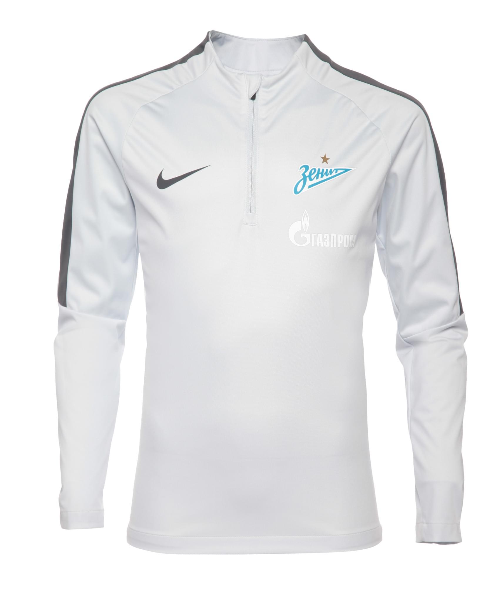 Джемпер тренировочный подростковый Nike Nike джемпер тренировочный подростковый nike цвет темно синий размер m