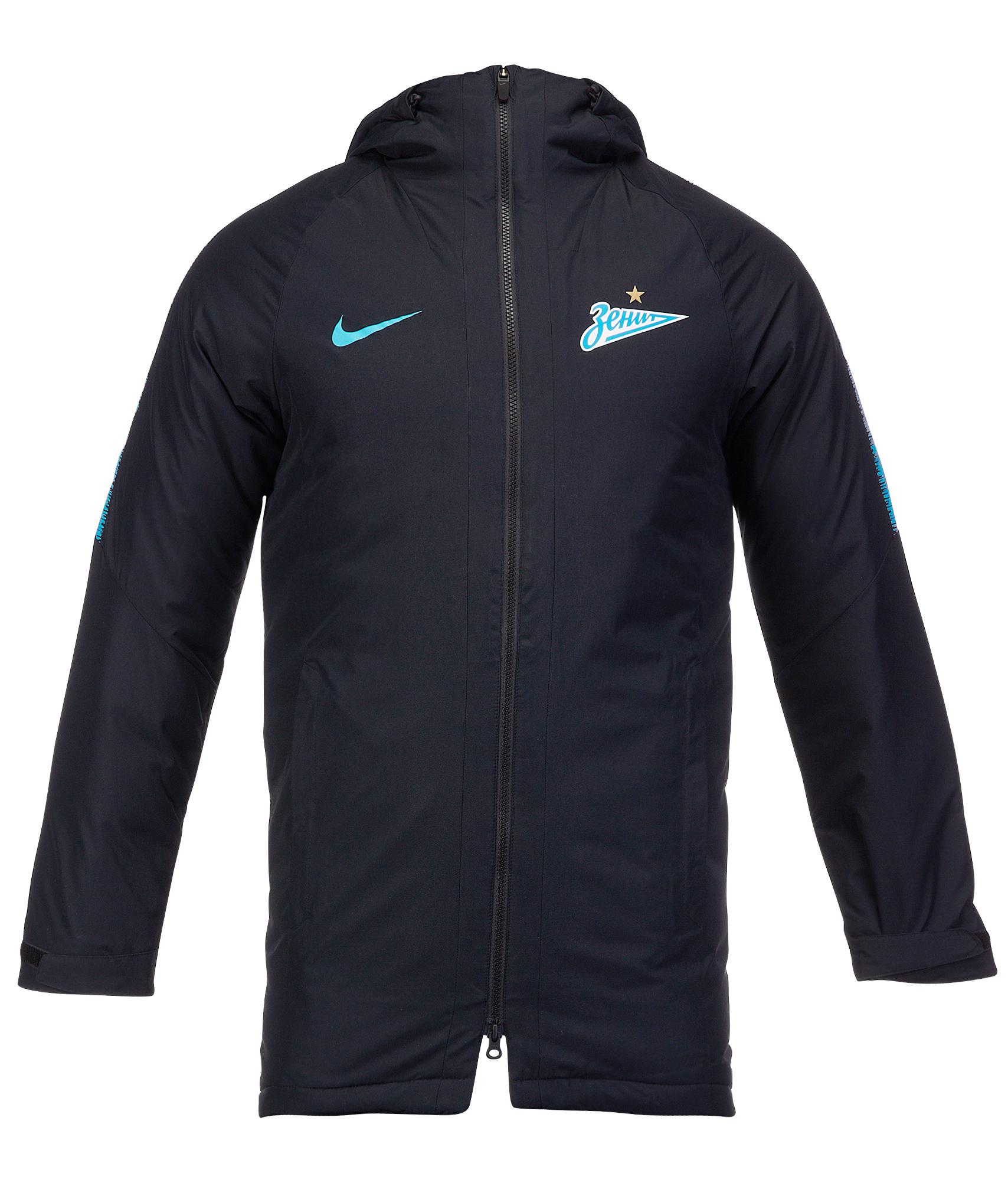 Куртка зимняя Nike 2018/19 Nike Цвет-Черный nike nike ni464aghca01