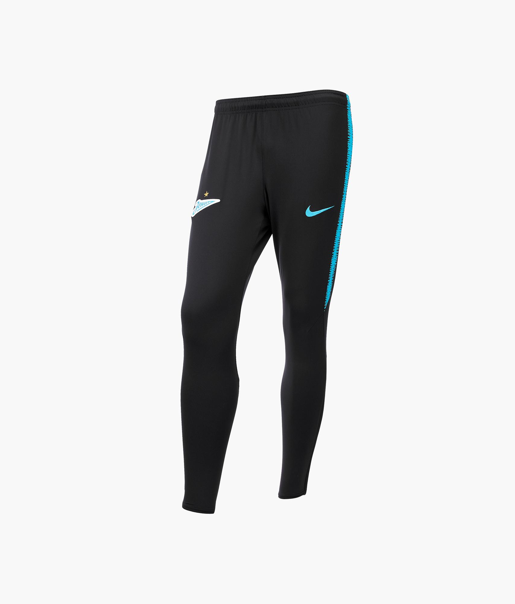 Брюки тренировочные Nike Zenit 2018/19 Nike Цвет-Черный сумка nike для обуви allegiance zenit gymsack ba5026 441