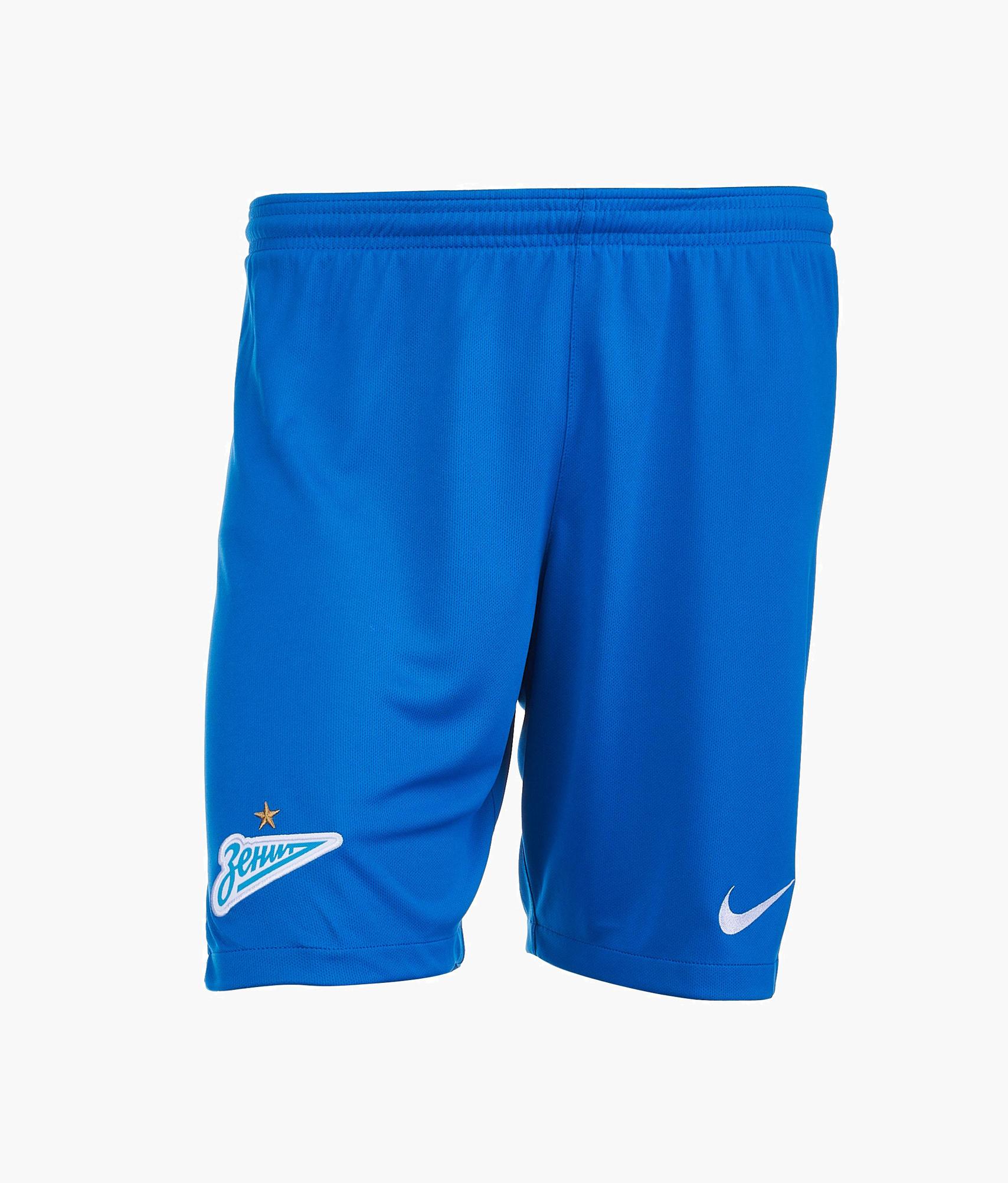 Подростковые домашние шорты Nike сезона 2018/2019  Цвет-Синий