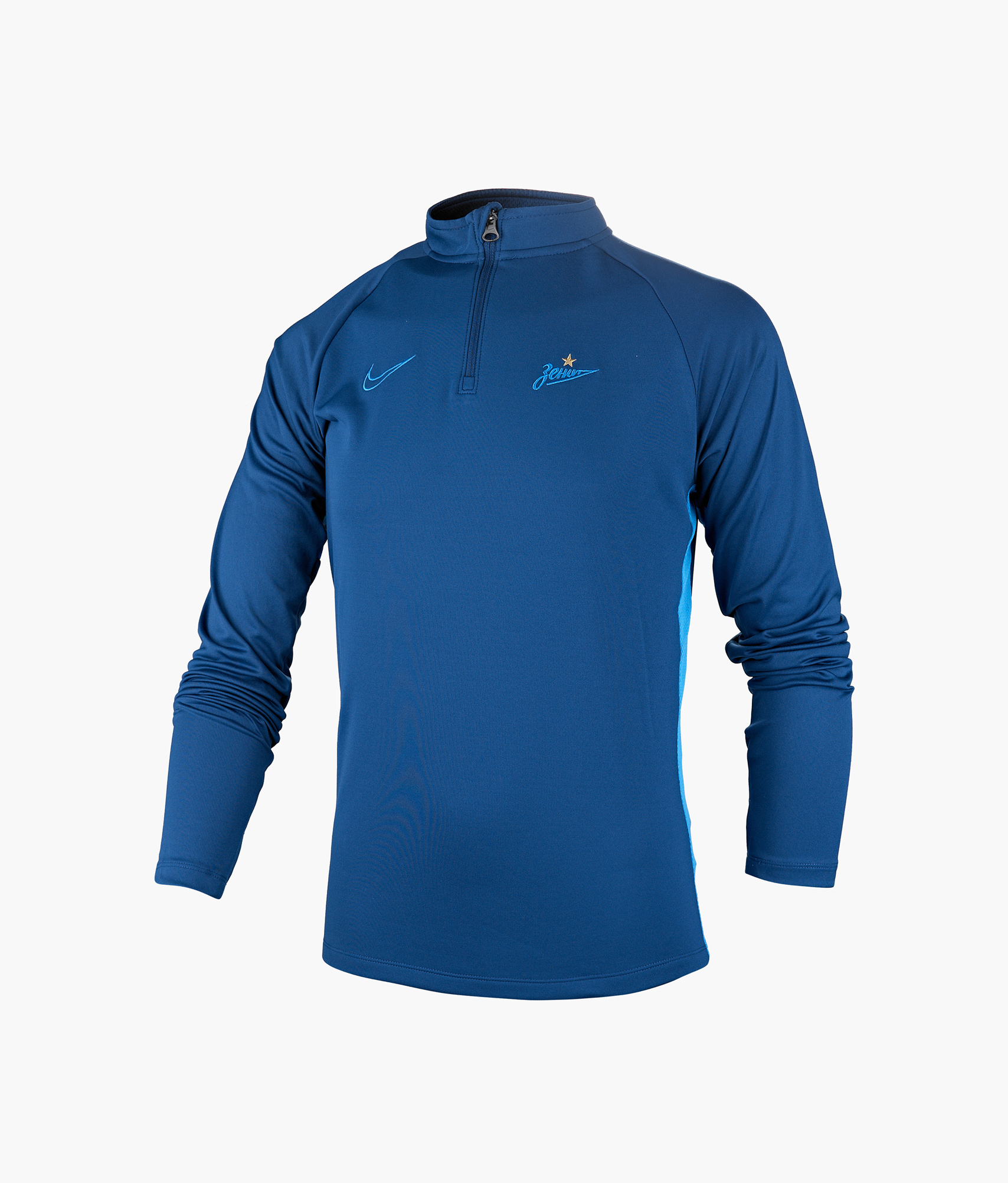 Джемпер тренировочный подростковый Nike Цвет-Синий