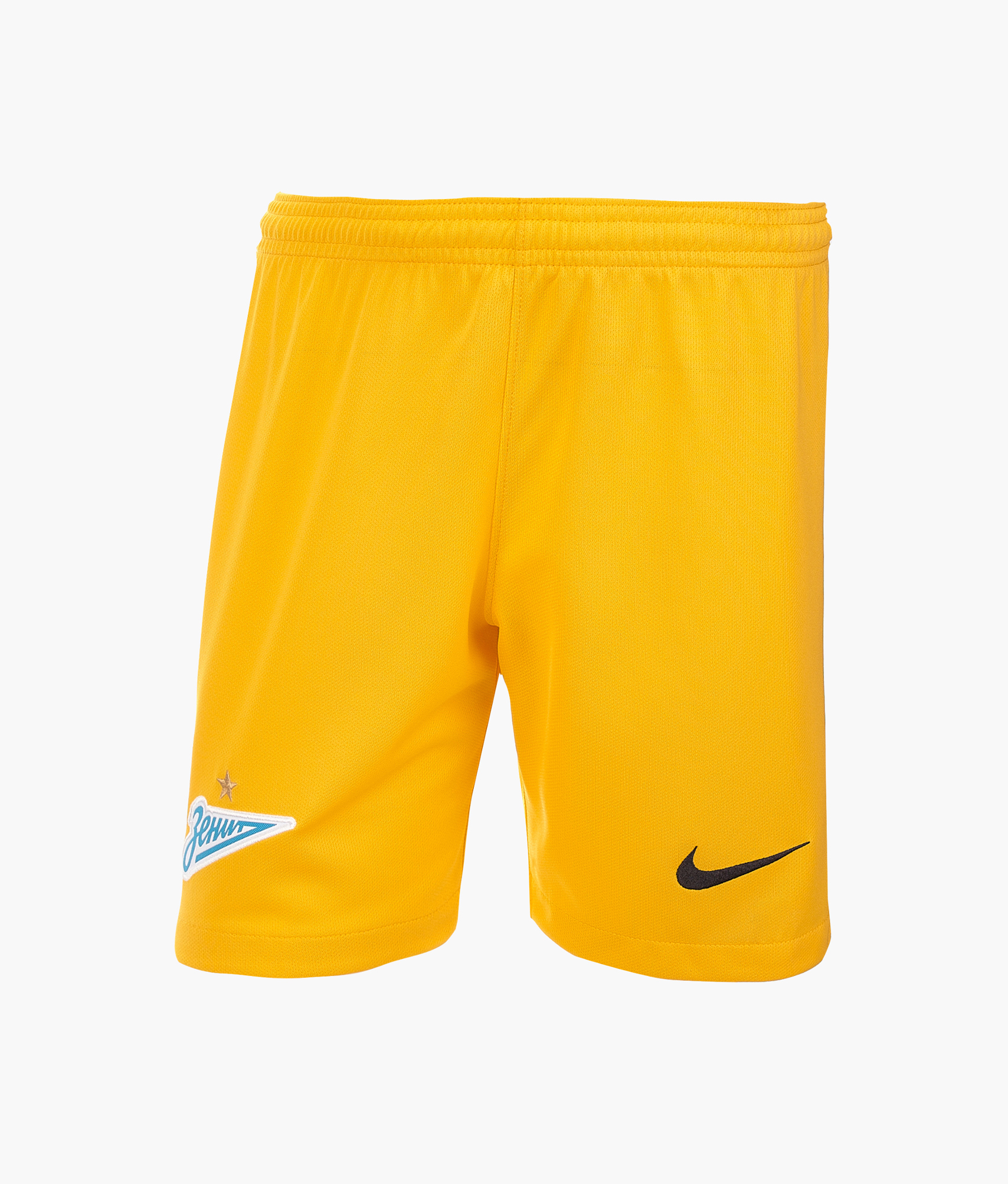 Шорты вратарские подростковые сезона 2019/2020 Nike Цвет-Золотой цена и фото