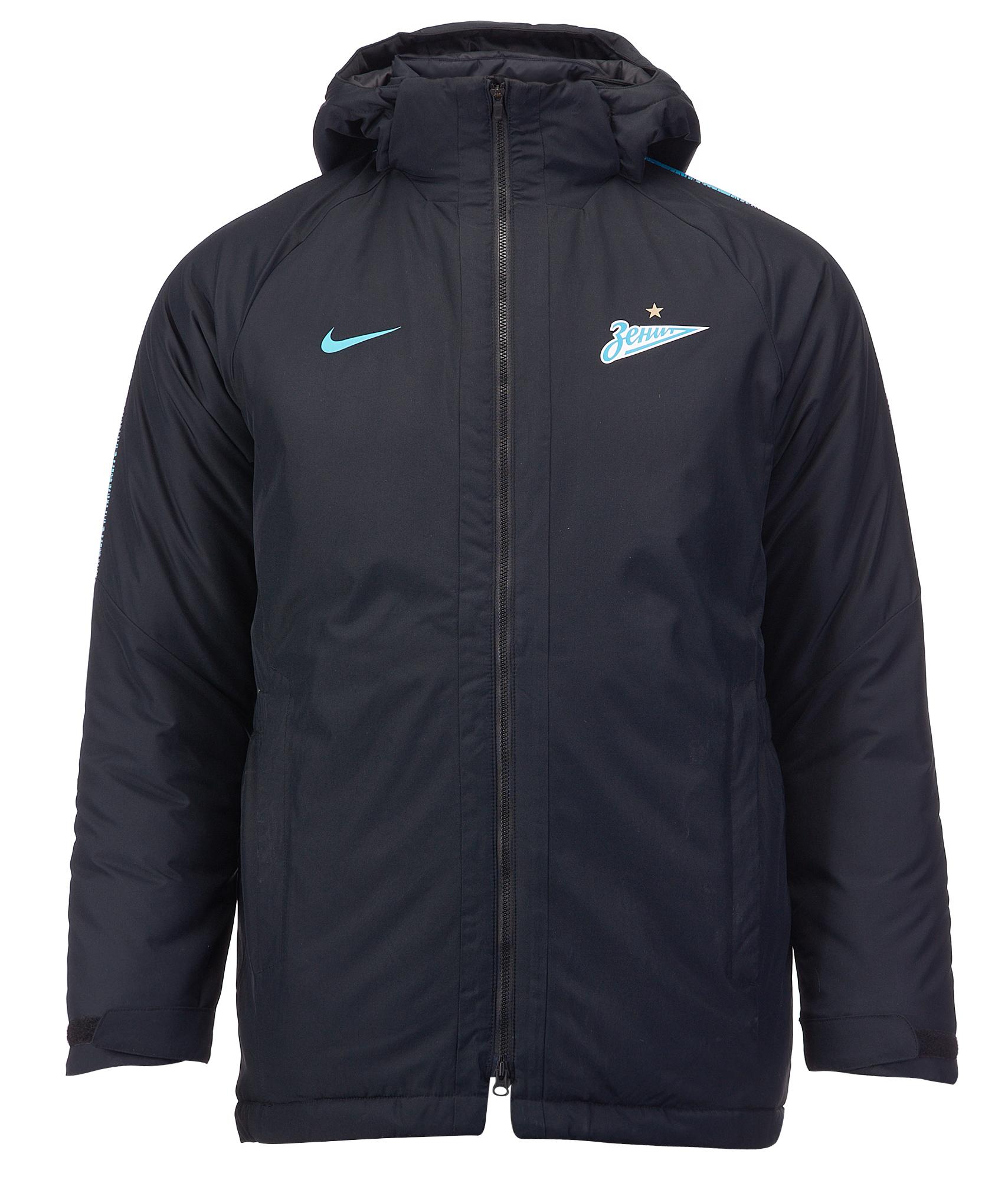 Куртка зимняя подростковая Nike 2018/19 Nike Цвет-Черный nike nike ni464aghca01