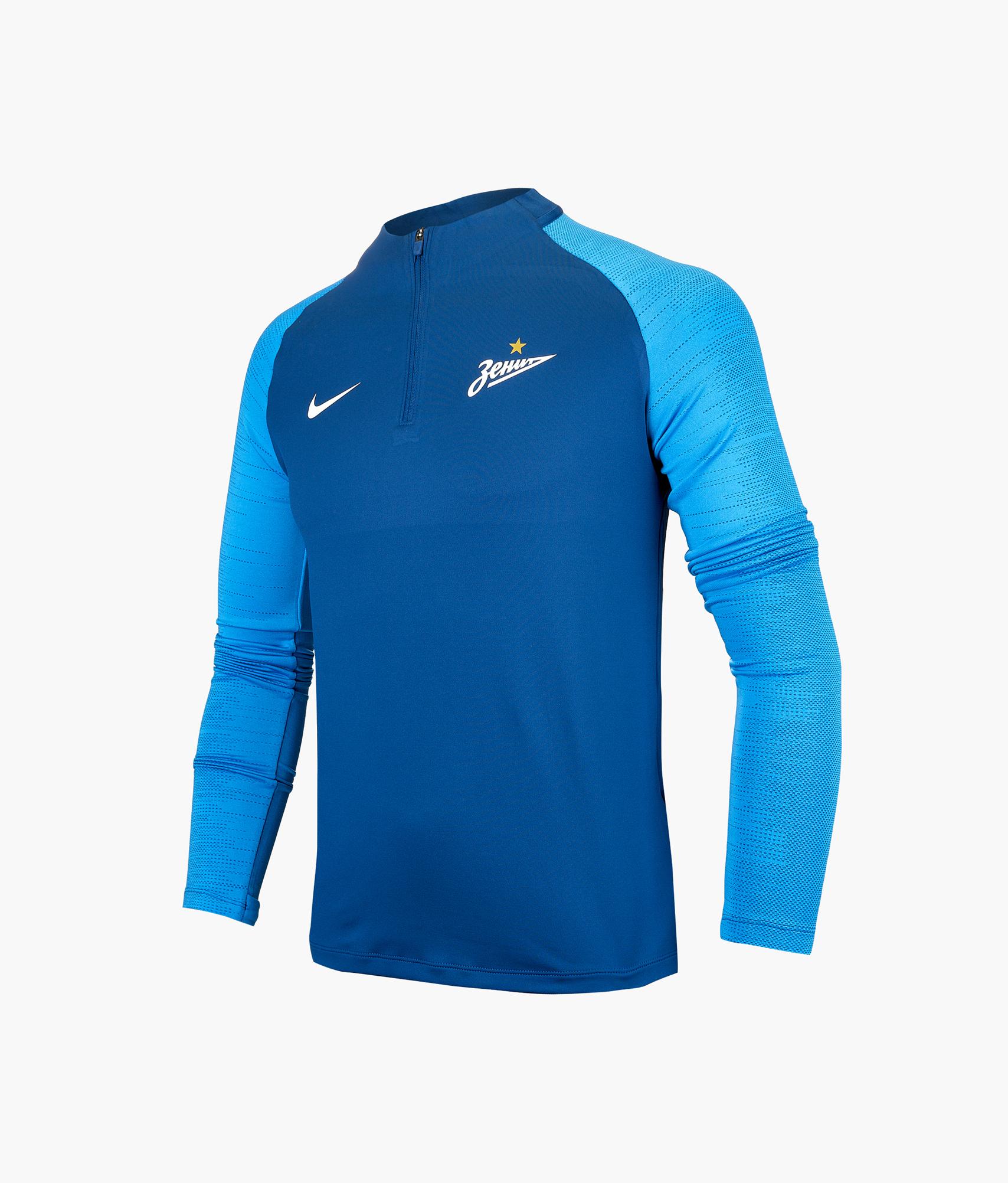Свитер тренировочный подростковый Nike Nike Цвет-Синий
