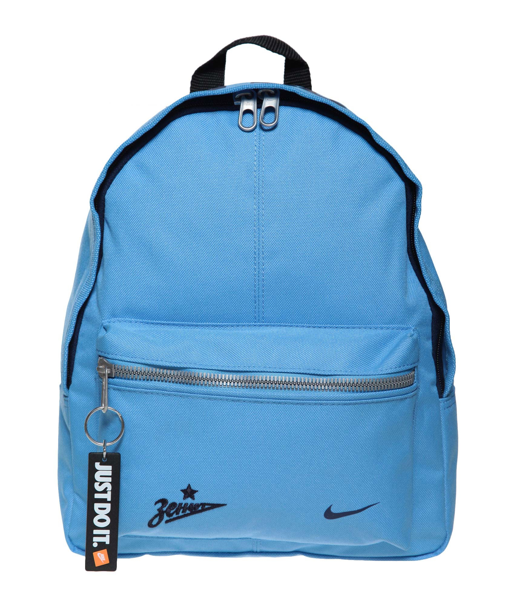 Рюкзак детский Nike, Цвет-Голубой, Размер-MISC поло nike цвет голубой размер m