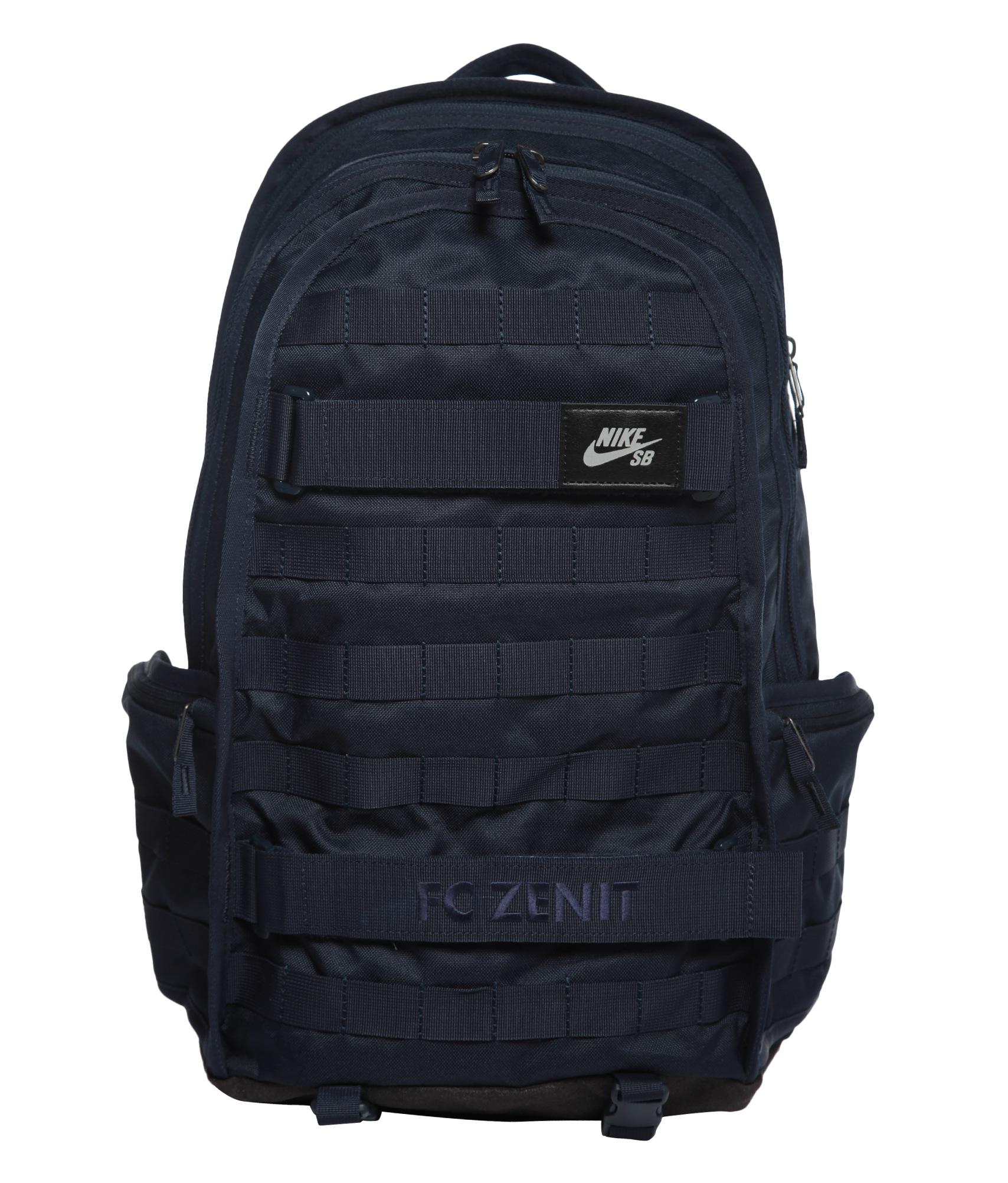 Рюкзак Nike, Цвет-Темно-Синий, Размер-MISC nike sb рюкзак sb nike rpm solid