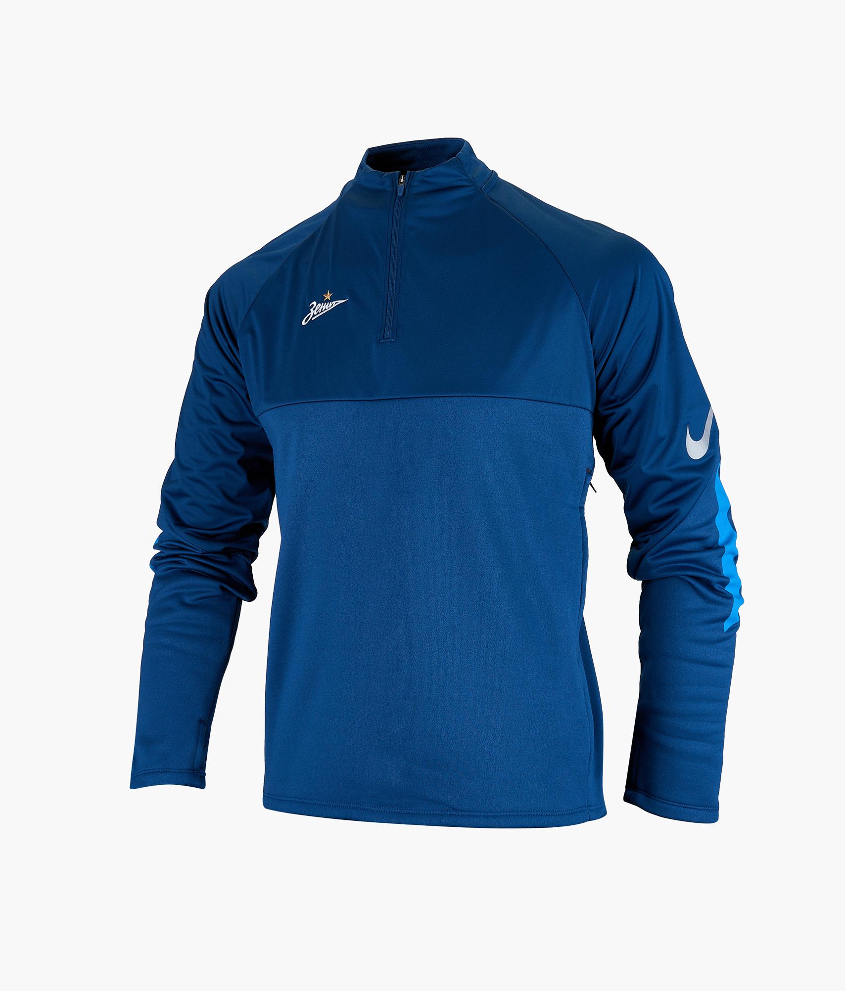 Джемпер подростковый Nike Nike Цвет-Синий