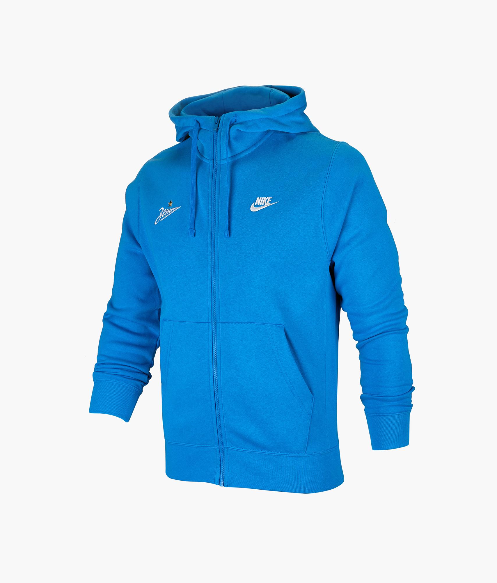 цена на Толстовка Nike Nike Цвет-Синий