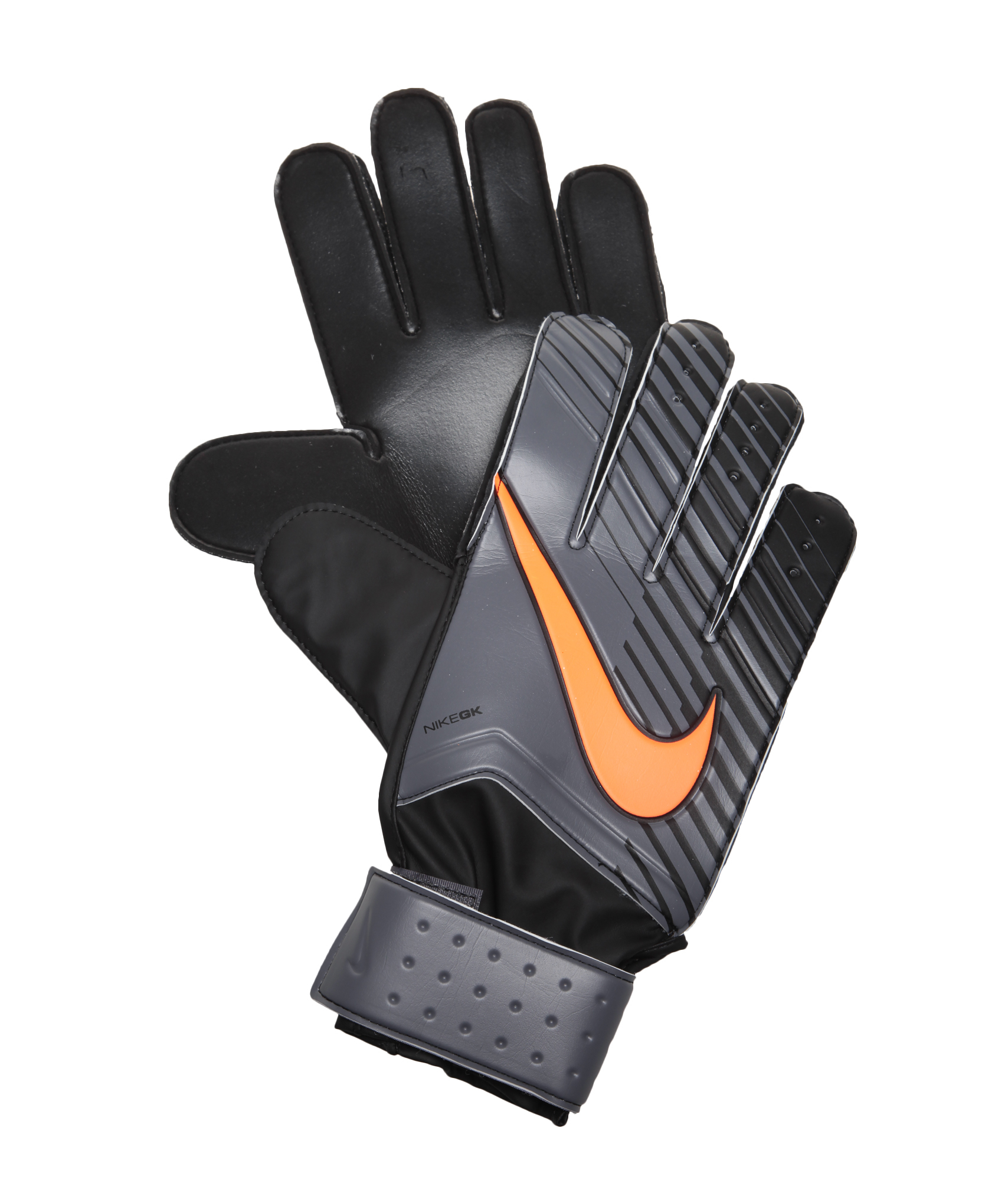 Перчатки вратарские Nike Nike Цвет-Черный пистолет schrodel руби