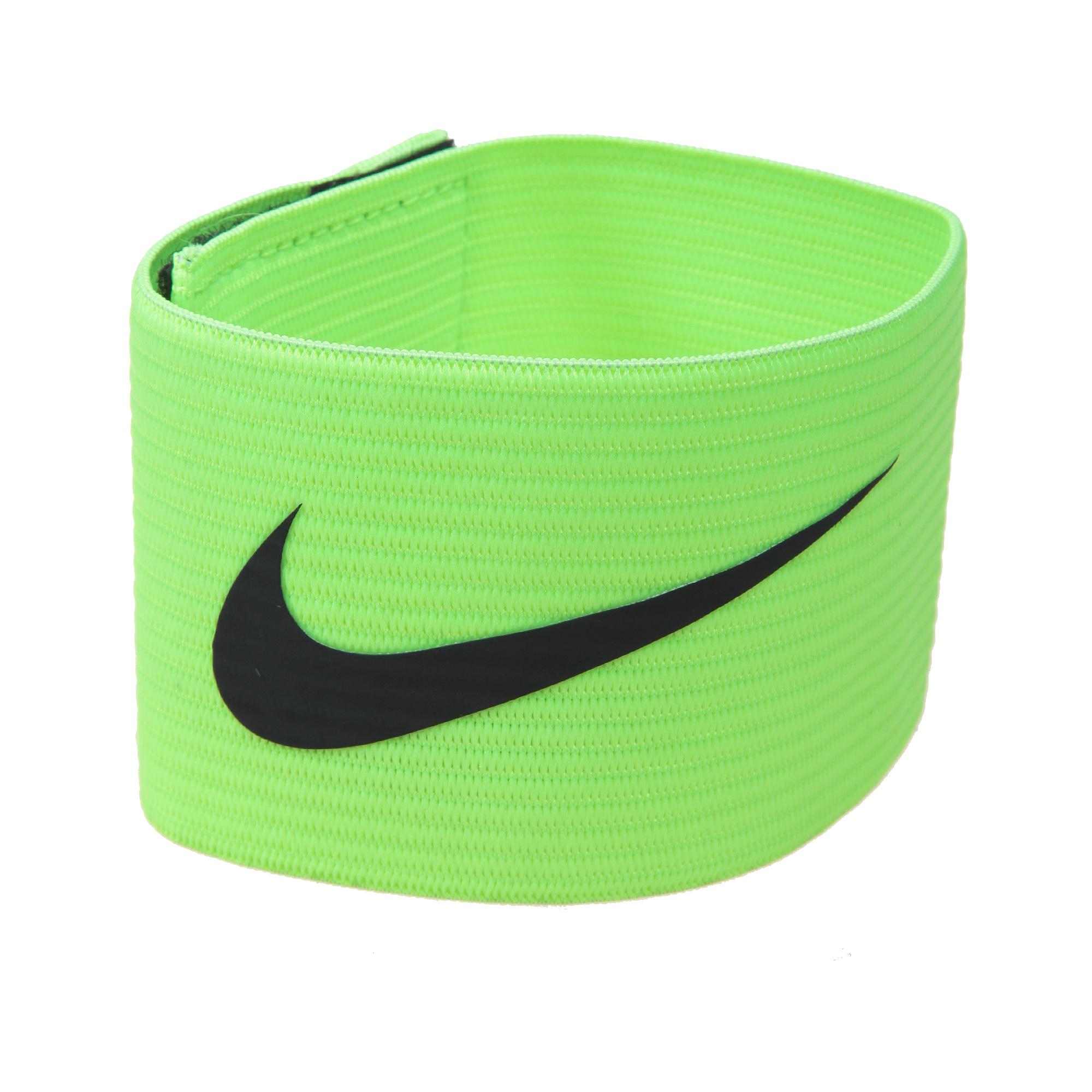 Капитанская повязка Nike (салатовый) Nike Цвет-Желтый цена